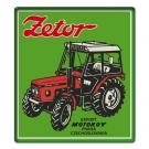 Sticker  retro Zetor