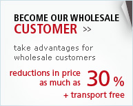 Become our wholesale